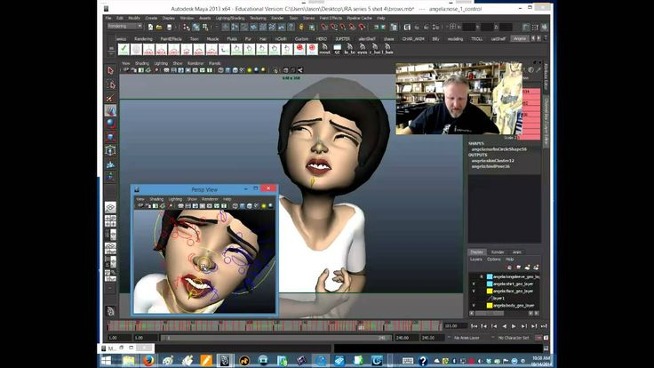 Tips and Tricks no4 Polishing Facial Animation