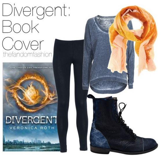 Divergent inspired Wow so this is where my summer has gone, to planning what to wear one day based on a book