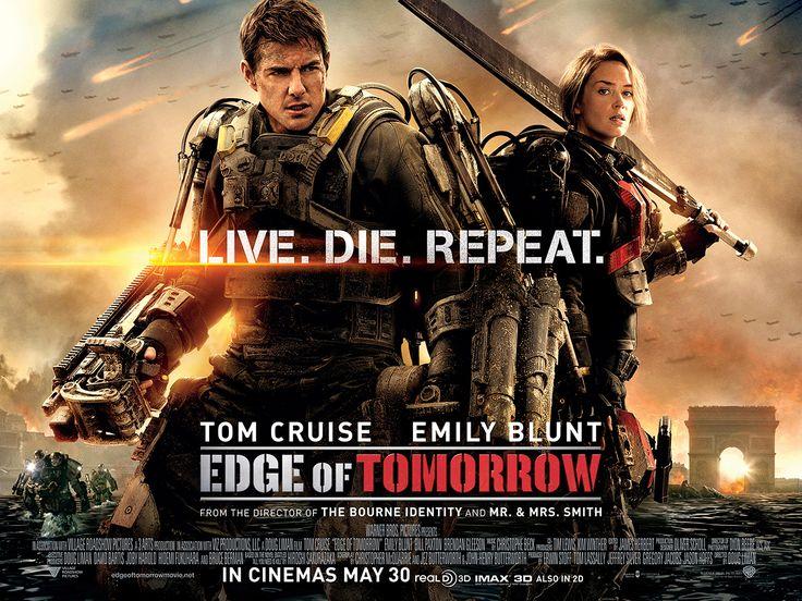 Critique Ciné : EDGE OF TOMORROW de Doug Liman