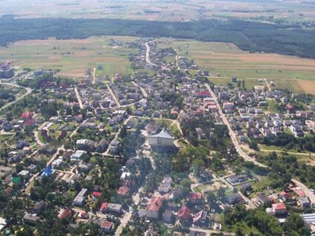 Jastrzębia Góra, Poland