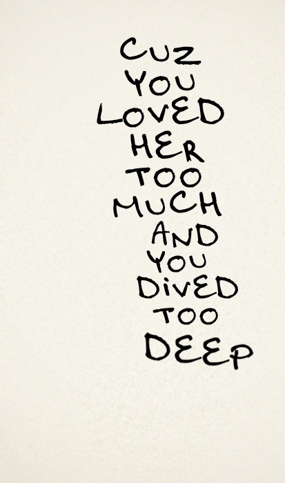 Quote by Passenger - Let her go - Amazing band and song