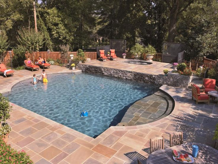 81 best images about diy pool on pinterest decks pools for Pool design options