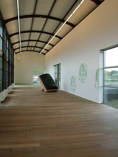 Job Koelewijn, Untitled (2004), stempel. © Wouter van der Tol, Museum De Paviljoens