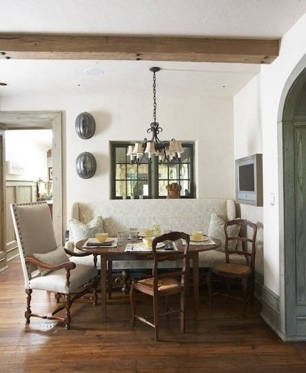 BanquetteIdeas, Kitchens Benches, Benches, Traditional Dining Rooms, Breakfast Nooks, Casual Dining, Tracery Interiors, Antiques Chairs, Breakfast Room