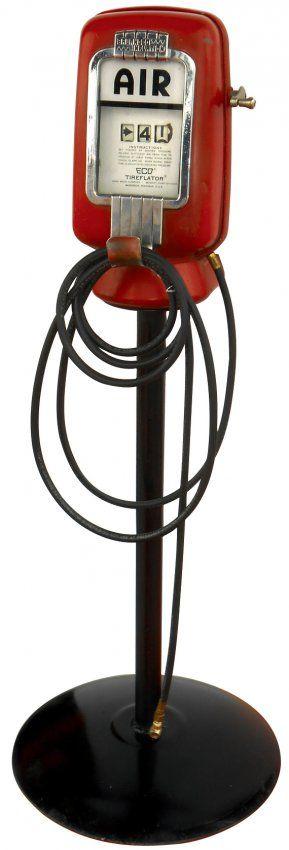 Petroliana, Eco Tireflator, mfgd by John Wood : Lot 981