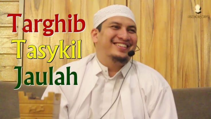 Fadhilah Bersilaturahmi 2 ½ Jam • Habib Ahmad Bin Novel Jindan