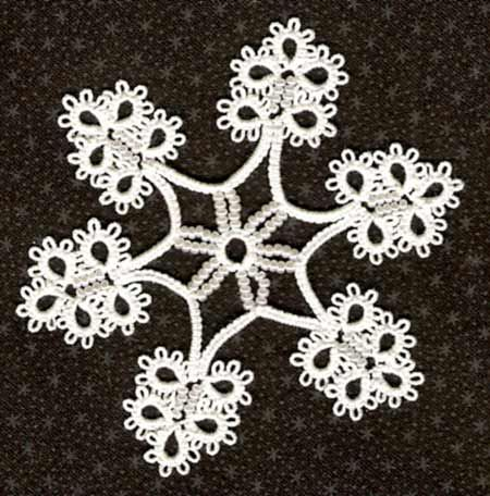 I figured since it's January and cold here, it was time to make another snowflake pattern. When I first drew this out, I figured it would be two rows,…