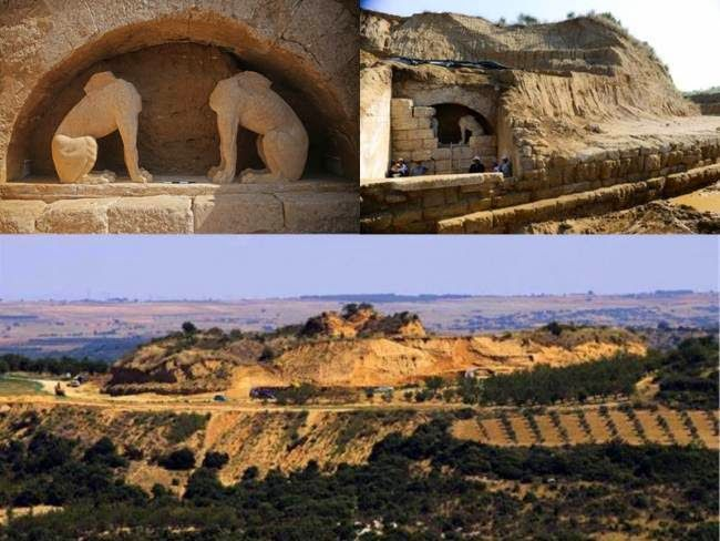 "Greek Historian on Amphipolis: ""The tomb belongs to Alexander the Great"" ~ HellasFrappe"