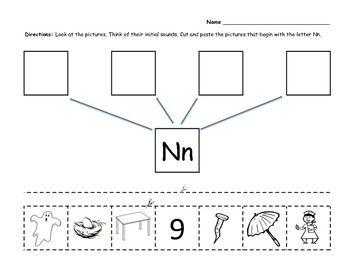 beginning sounds education vowel worksheets initial. Black Bedroom Furniture Sets. Home Design Ideas