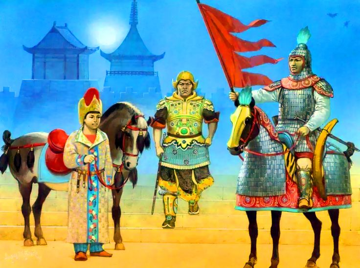 the an lu shan rebellion from An lushan, a nomad who became a general of tang, rebelled against the tang government after 8 years of planning an's forces were the strongest in the tang empire.