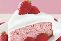 Sugar Free Strawberry Cake | Sugar Free Cakes  | Sugar Free Desserts  | Sugar Free Recipes