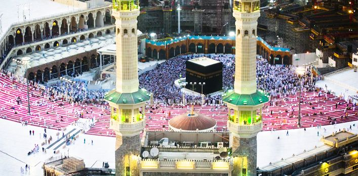 Umrah packages London with flights