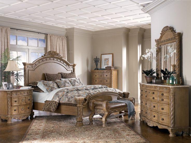 ashley bedroom furniture sets - interior bedroom paint ideas