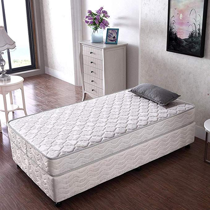 Le Confort 6 9 Inch Bed Mattress Supportive Compressed Roll
