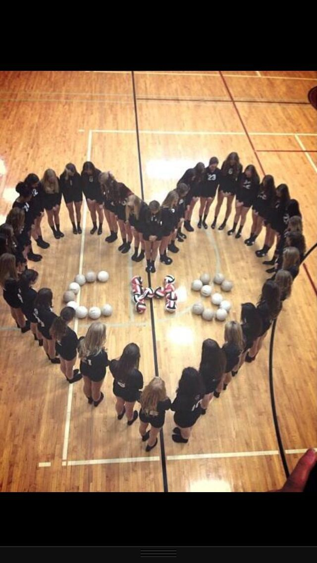 volleyball team picture ideas - Google Search
