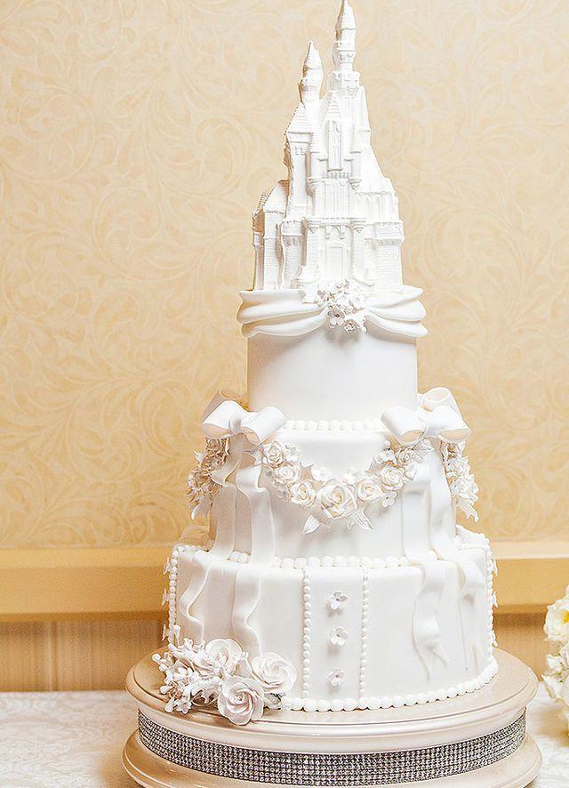 25+ best ideas about Disney Wedding Cakes on Pinterest ...