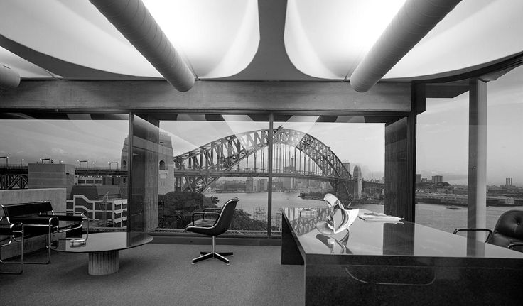 Seidler and Associates offices, Milsons Point.