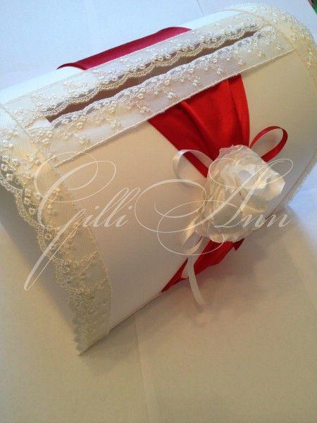 Свадебный сундук Gilliann Surprise BOX029 #weddingbox
