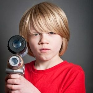 Laser pointers can cause serious eye damage in kids