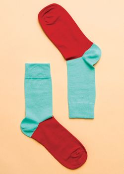 Happy Socks : Switched Color
