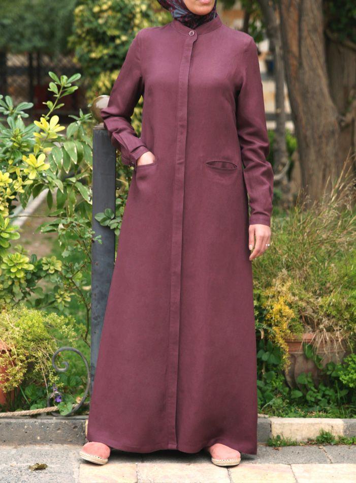 Classic Shirt Dress Jilbab