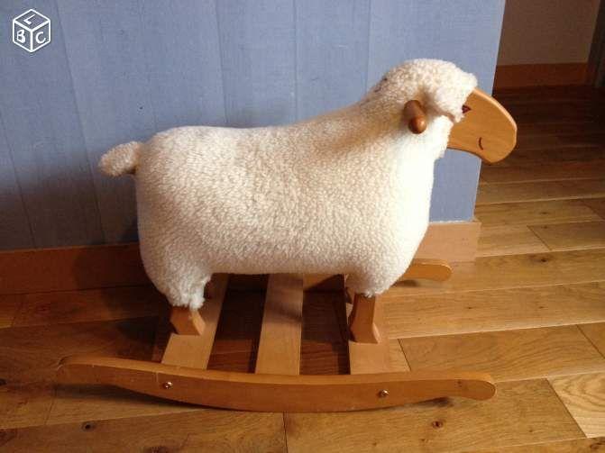 mouton bascule nature d couvertes jeux jouets loire. Black Bedroom Furniture Sets. Home Design Ideas