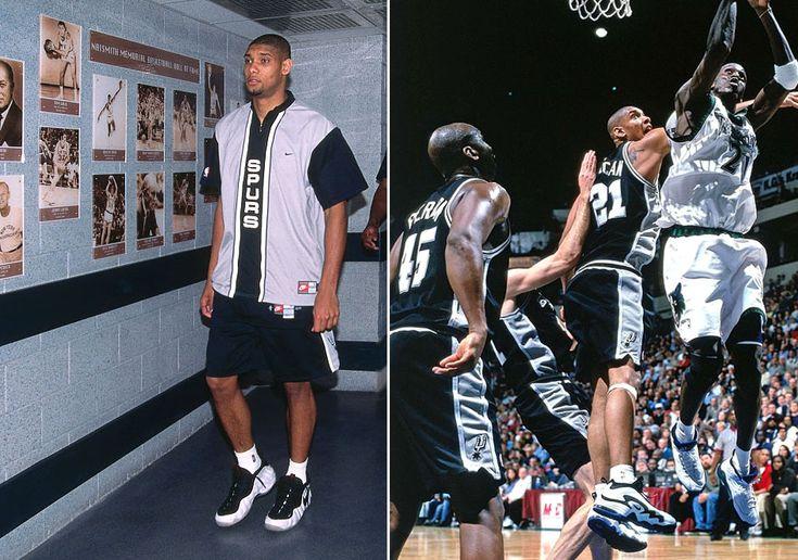 Tim Duncan Nike Sneaker History | SneakerNews.com