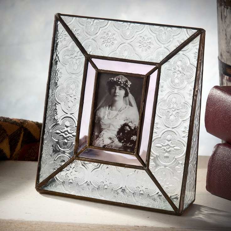 12 best Picture frames images on Pinterest | Glass picture frames ...