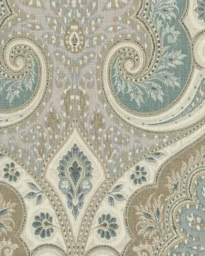 Latika In Seafoam By Kravet Ivory Aqua Beige Amp Grey