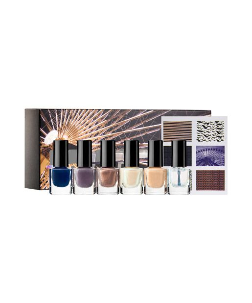 High Pigment Eye Shadow Palette (Part of the Multi-Piece Collector's Kit), $59.50, Sephora's Divergent Makeup Collection