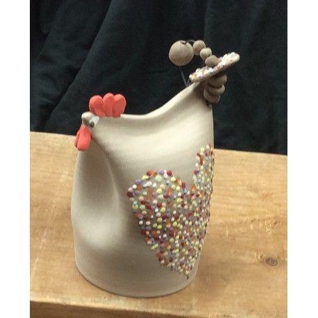 Plus de 1000 id es propos de poterie sur pinterest - Idee de poterie ...