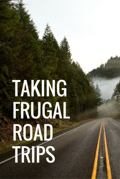 Taking Frugal Road Trips (Even When Gas Prices Are High)
