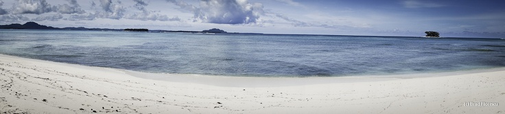See the big picture. In Pulau Banyak, Aceh, Sumatra.
