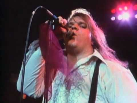 Meat Loaf - Bat out of Hell. Careful now, this is the 9 minute full version, you might not escape.