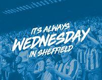Sheffield Wednesday F.C. - Rebrand