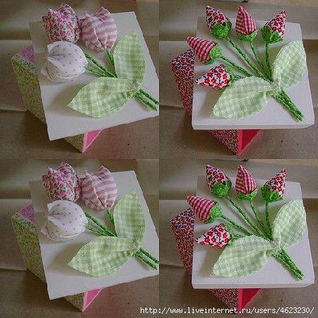 master flores de tela