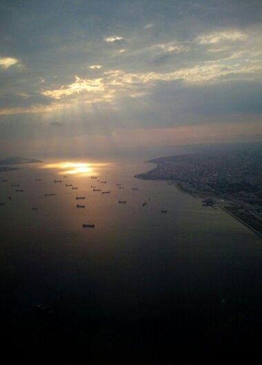 Gökyüzünden İstanbul