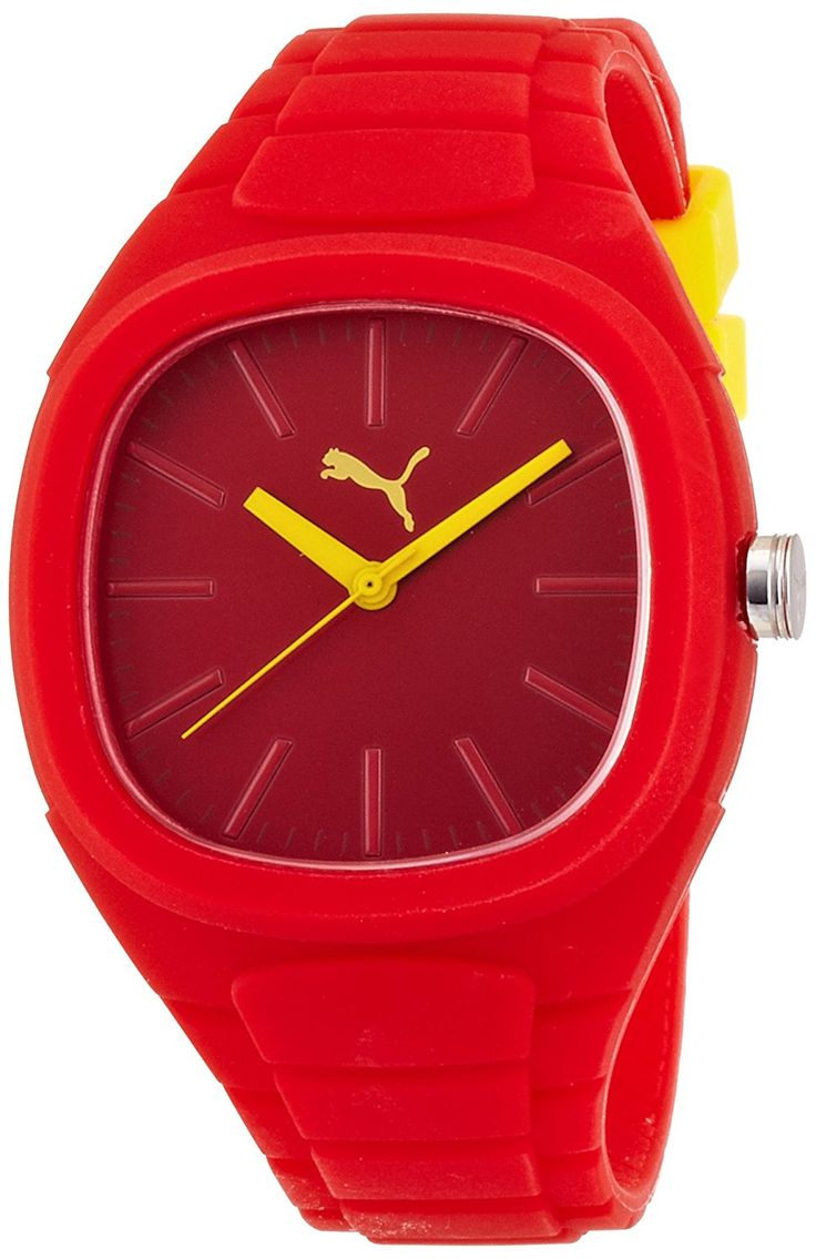 Puma Bubble Gum Watch PU102881006 >>> You can find out more details at the link of the image. (This is an Amazon Affiliate link and I receive a commission for the sales)