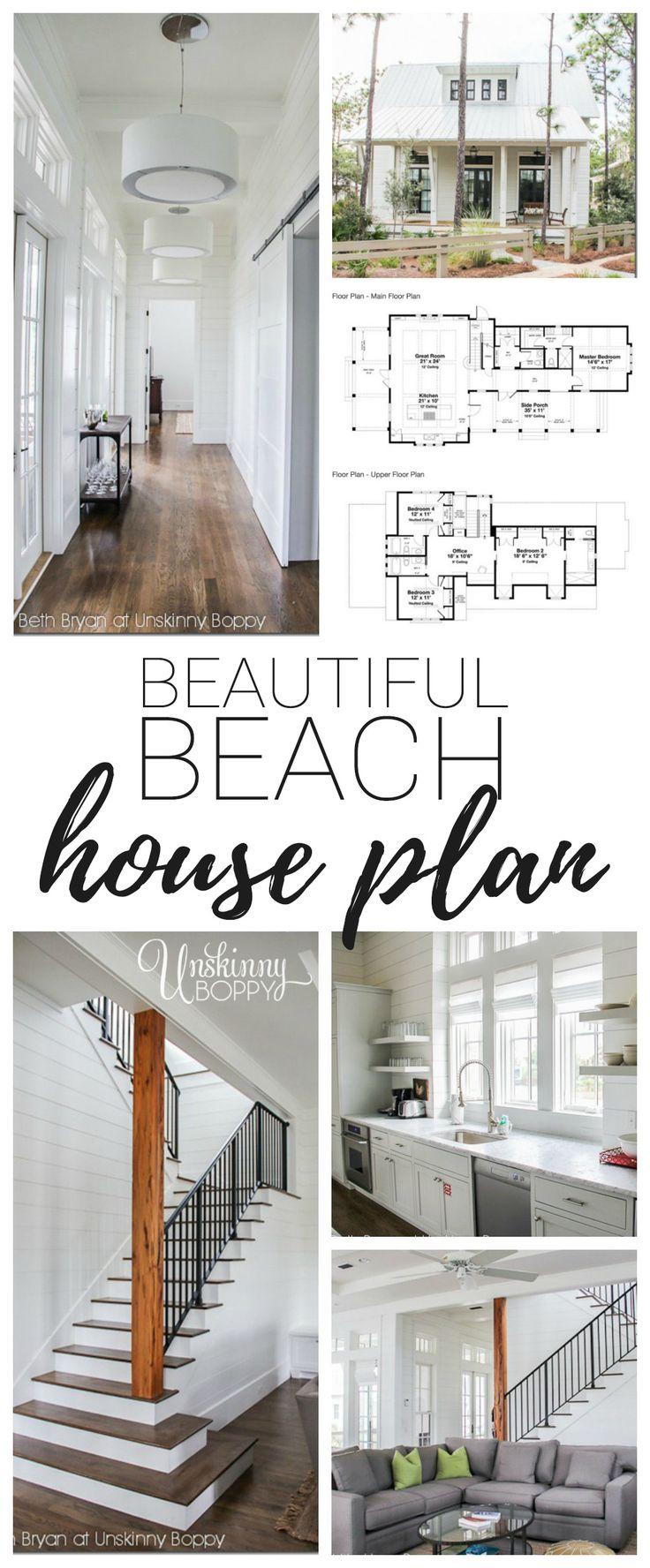 Best Beach house plans
