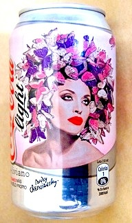 @Ramon Richardson Richardson Gea Gomez For you beauty on Coca-Cola can #packaging PD