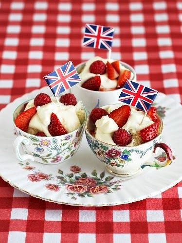 Wimbledon - a British summer institution, garden party inspiration, bring on the Pimms, strawberries and cream