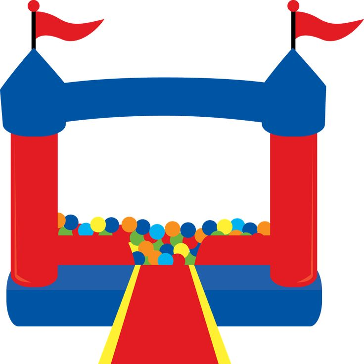 Clip Art Bounce House Clip Art 1000 images about bounce house party on pinterest gymnasts gafcarnivalfun minus