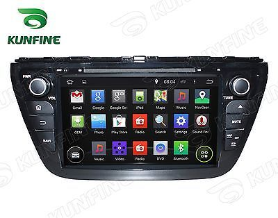 Price - $297.92.ㅤㅤㅤ                Quad Core Android 5.1 Car Stereo DVD GPS Navigation for Suzuki SX4 S Cross 14