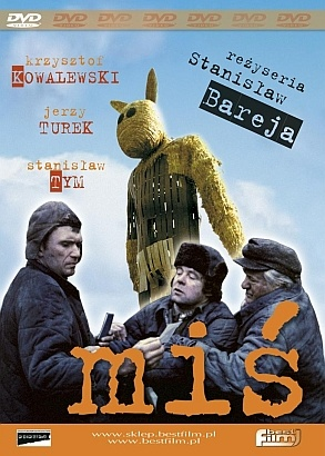 'Miś' ('Teddy Bear'), by Stanisław Bareja (1980), the greatest Polish comedy of the communism times - GENIUS and an object of religious cult in Poland!