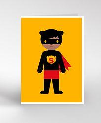 SUPERBEAR Card