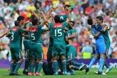 México 2 - Brasil 1: El Tri se corona campeón olímpico con doblete de Peralta
