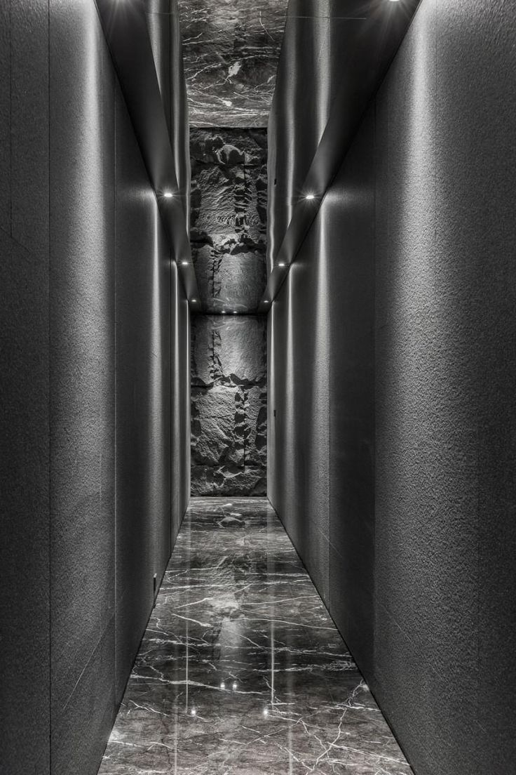 Home in Black Serenity | ATELIERII + Just Make Design | Taipei, Taiwan | photo by Ivan Chuang