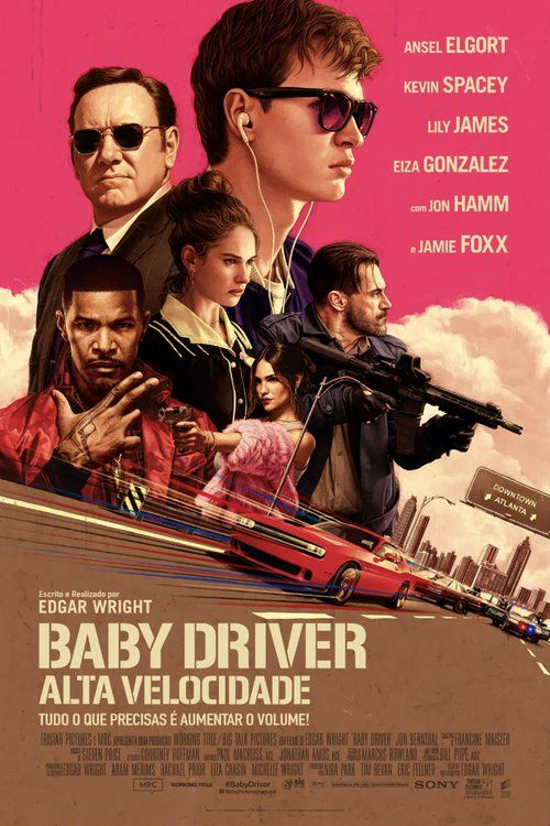 Watch Baby Driver (2017) Full Movie Online Free