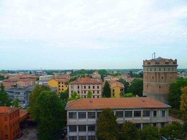 Vista panoramica dall' #appartamento sul centro di Padova. Per info: info@pianetacasapadova.it, o 049/8766222.