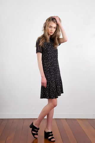Lucie Dress – Staple + Cloth